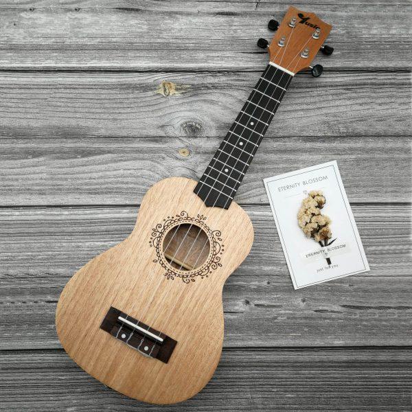 Yusic Okoume ukulele