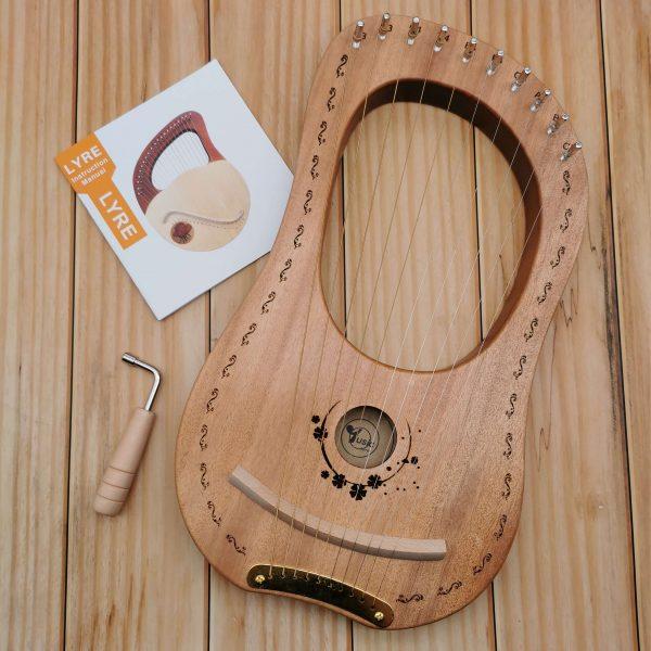 Lyre Harp 10 Strings